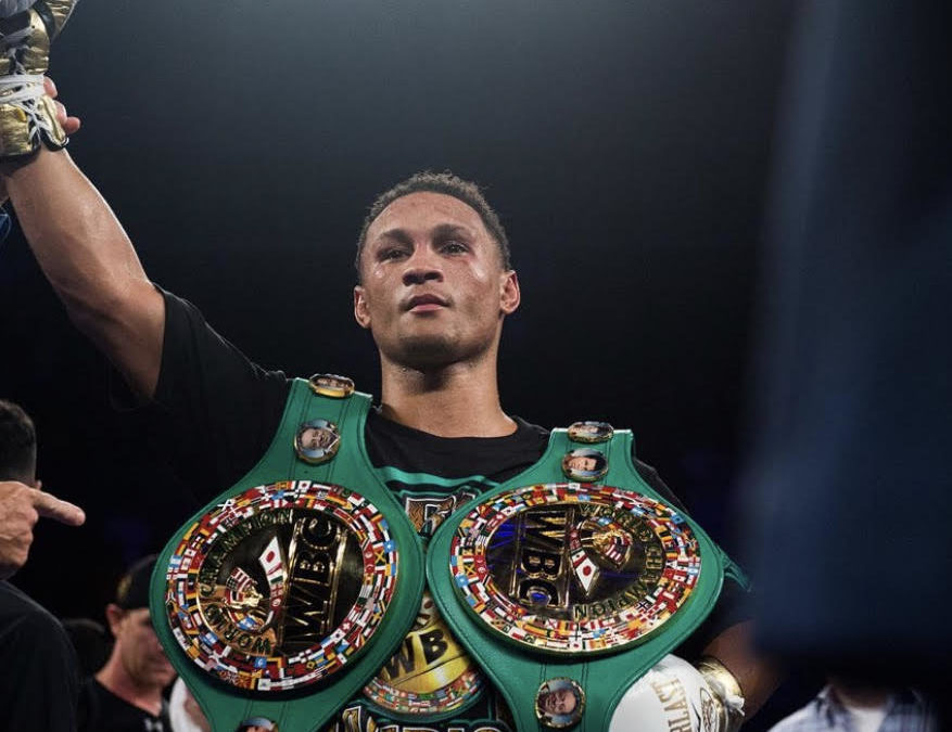 Regis Prograis Defeats Terry Flanagan To Secure Ali Trophy Semi-Final Showdown With Kiryl Relikh