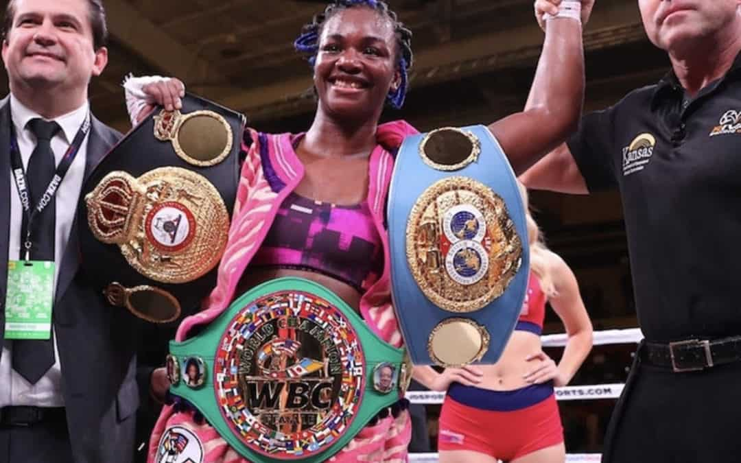 Claressa Shields Defeats Hannah Rankin By Unanimous Decision, Retains IBF And WBA Middleweight Titles.