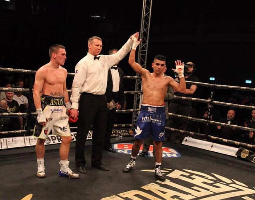 Scotland's Kash Farook Retains British Bantamweight Title With Unanimous Decision Victory Over Iain Butcher