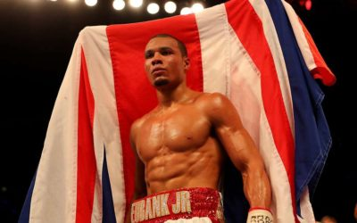 Eubank Jr Defeats Degale To Win IBO Belt, Believes It's Title Collection Season.