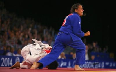 Kimberley Renicks The 48kg Judo Road Warrior Aiming For Tokyo 2020