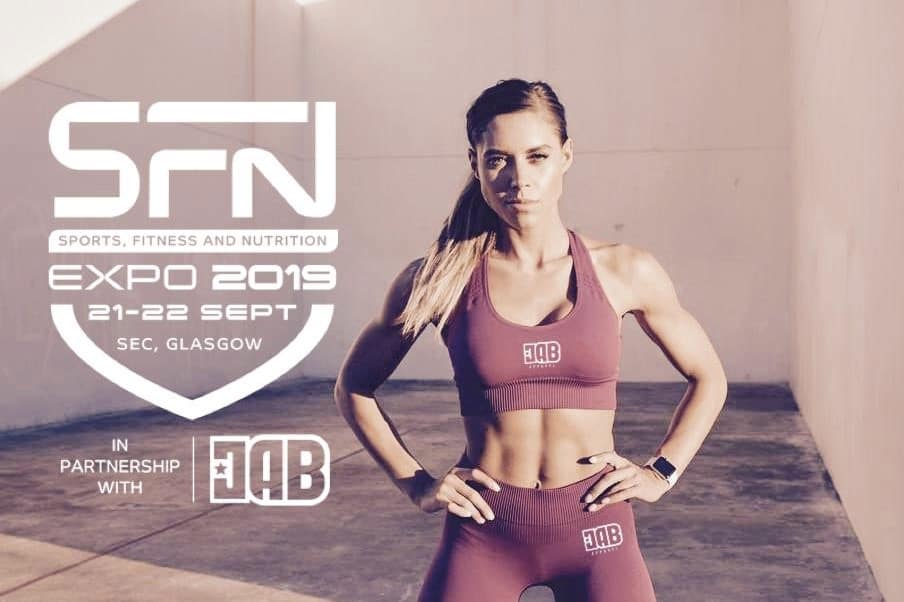 JAB Apparel Link Up With Scotlands QD Events To Launch Innovative Total Sports Group. SFN Exhibition, SEC, Glasgow September 21-22 2019